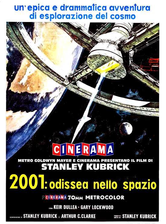 2001: ODISSEA NELLO SPAZIO    ultimo giorno