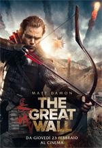 THE GREAT WALL - LA GRANDE MURAGLIA