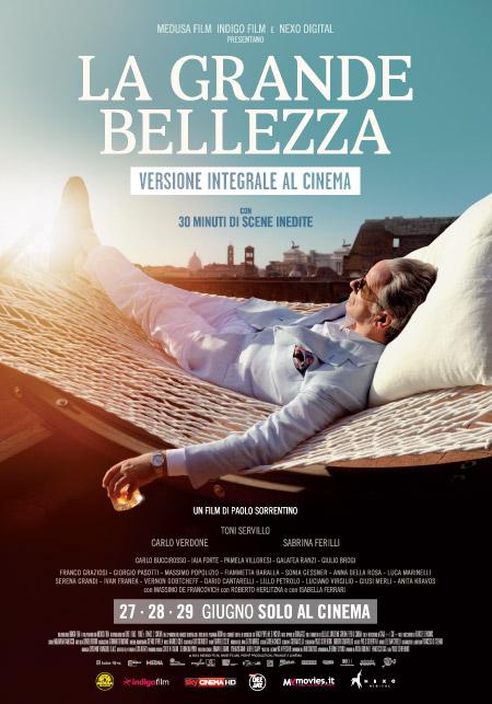 LA GRANDE BELLEZZA - VERSIONE INTEGRALE