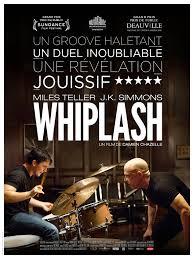 WHIPLASH vincitore di 3 Oscar