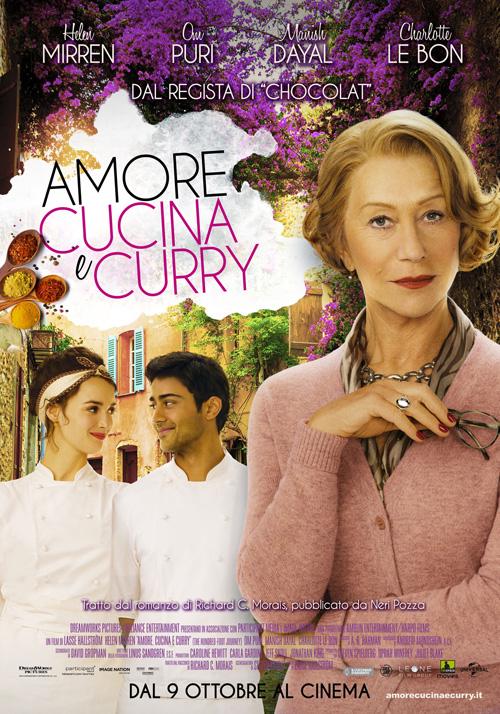 AMORE, CUCINA E...CURRY